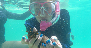 Marine Science High School Course leaves lasting impression