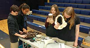 Reaching the next generation of marine scientists