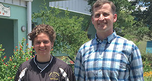 Marine Science Summer Scholarship opens doors for Davidson High School student