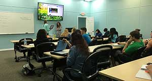 Summer college classes in session as May Term begins