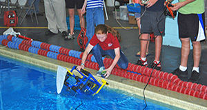 Calling all underwater robots! This is Sea Lab Control