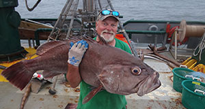 Award-winning fisheries scientist Dr. Steve Murawski to speak at awards luncheon