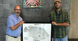 Donation helps continue tripletail tagging program