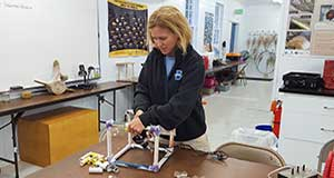 ROV workshop hosts teachers from 3 states