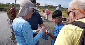 Sea Stars Camp expands discovery for those with special needs