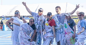 Team Spadefish leads the way in the fight against cancer